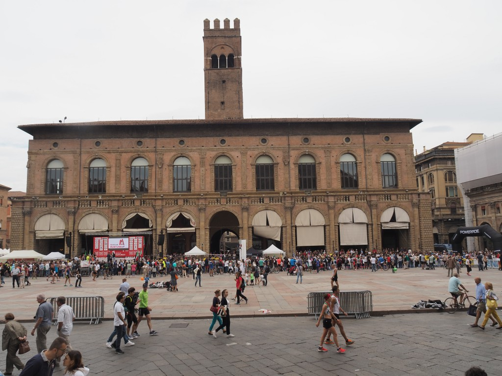 Marathon in Bologna