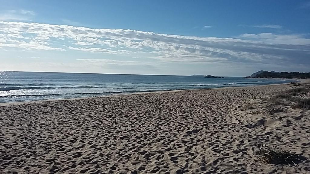 Strand Capo Ferrato