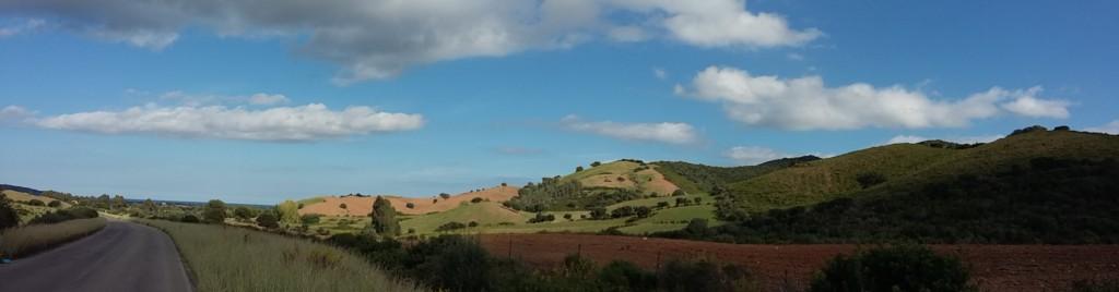 Panorama Cala Gonone