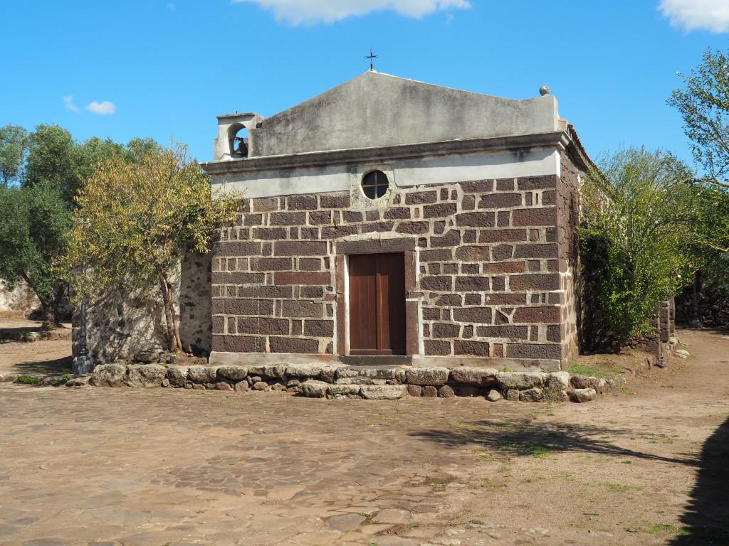 Kirche Santa Cristina