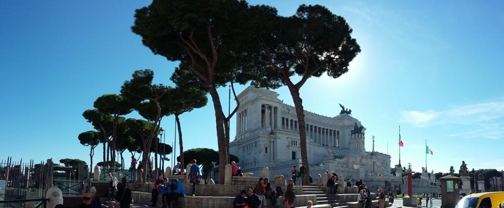 Monument Vittorio Emanuele II: