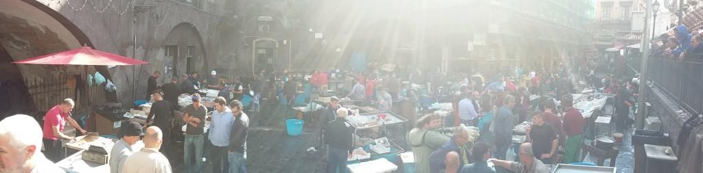 Fischmarkt, Catania