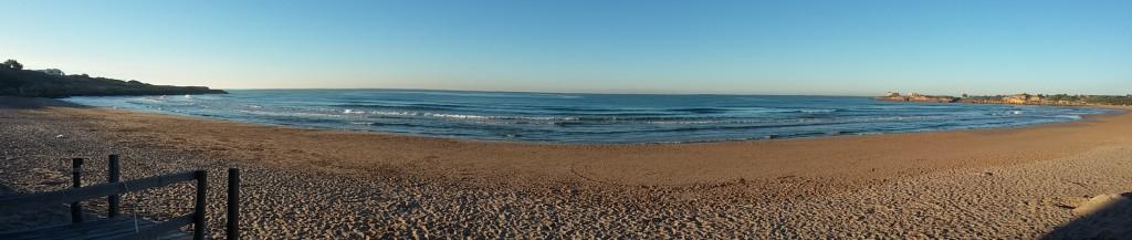 Strand von Punta Braccetto