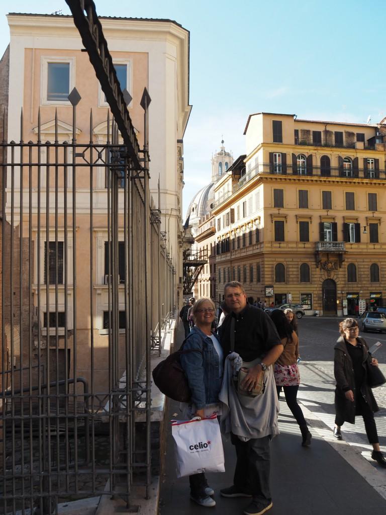 Wir 2 in Rom