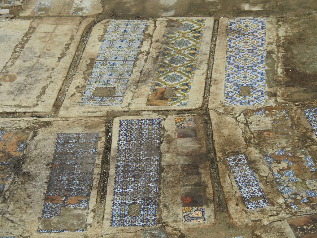 Muslimischer Friedhof....