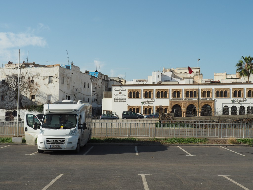 Parkplatz Rabat