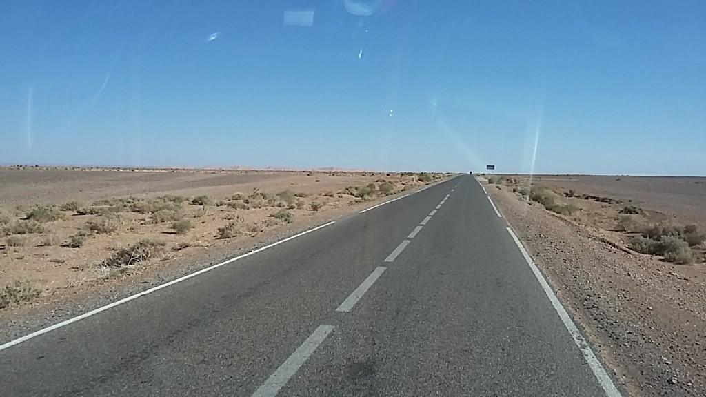 Auf dem Weg zum Erg Chebbi