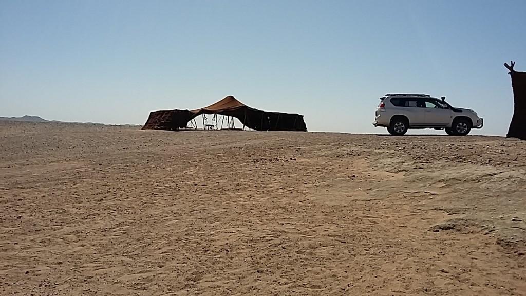 Besuch bei den Berbernomaden