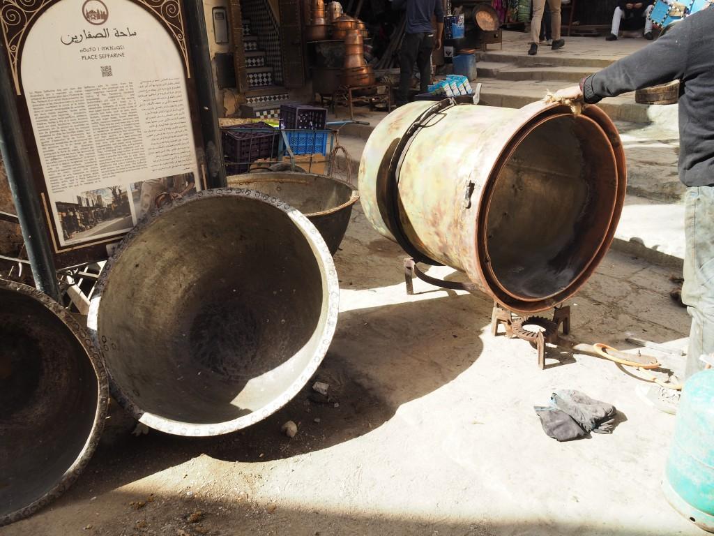 Souk der Kupfer- u d Messingschmiede