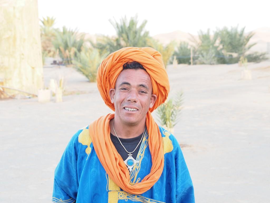 Hassan, Erg Chebbi