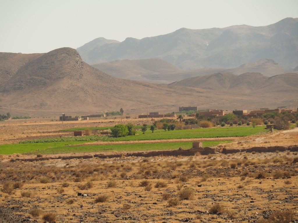 Route de Kasbah