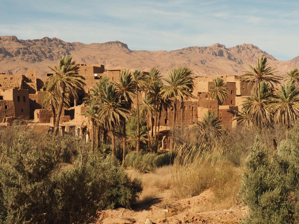 Kasbah bei Tinerhir