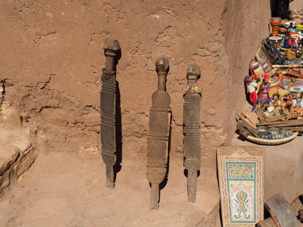Zeltheringe der Berber