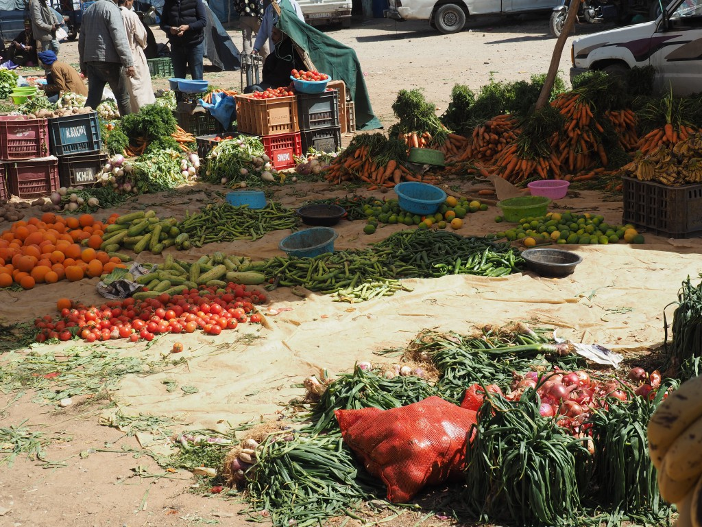 Markt vor Taroudannt
