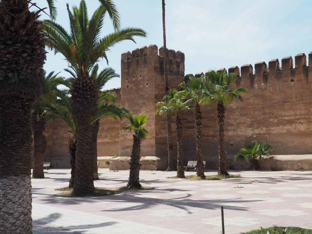 Stadtmauer von Taroudannt