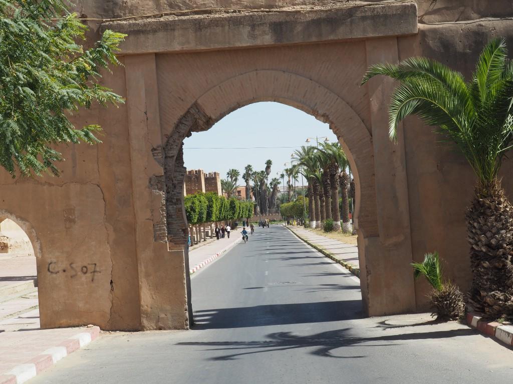 Taroudannt - mit der Kutsche in die Medina