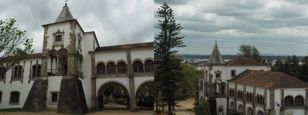 Paco dos Condes de Basto, ehemaliger Königssitz