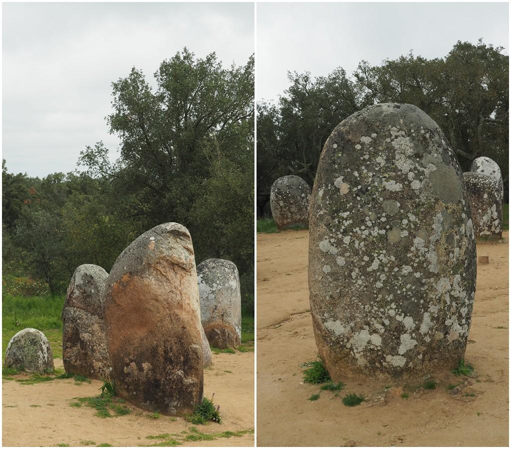 Menhire von Almendres