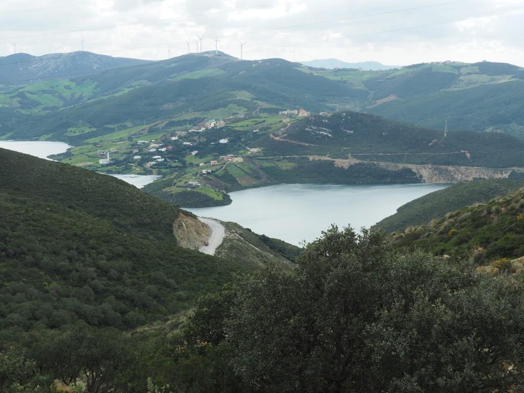 Am Weg nach Ceuta
