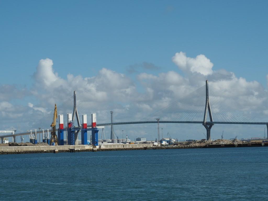 Über das Meer nach Cádiz