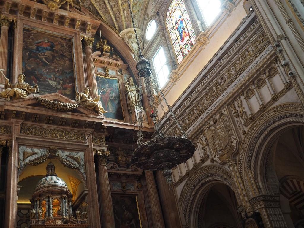 Hochaltar in der Kathedrale
