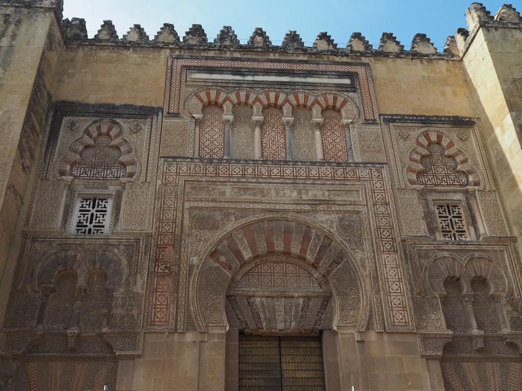Außenfassade der Mezquita