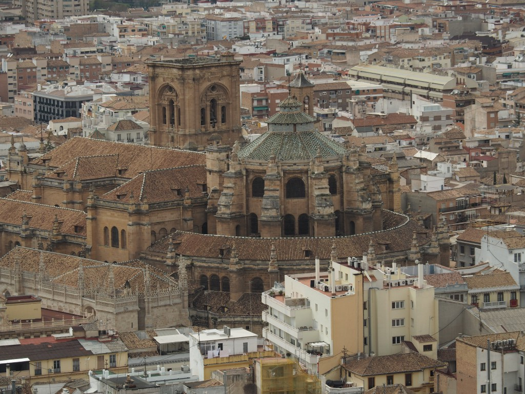 """Granada - der Klang des Wortes verspricht nicht zu viel - """"gemacht für Traum und Träumerei"""" (F.Garcia Lorca)"""
