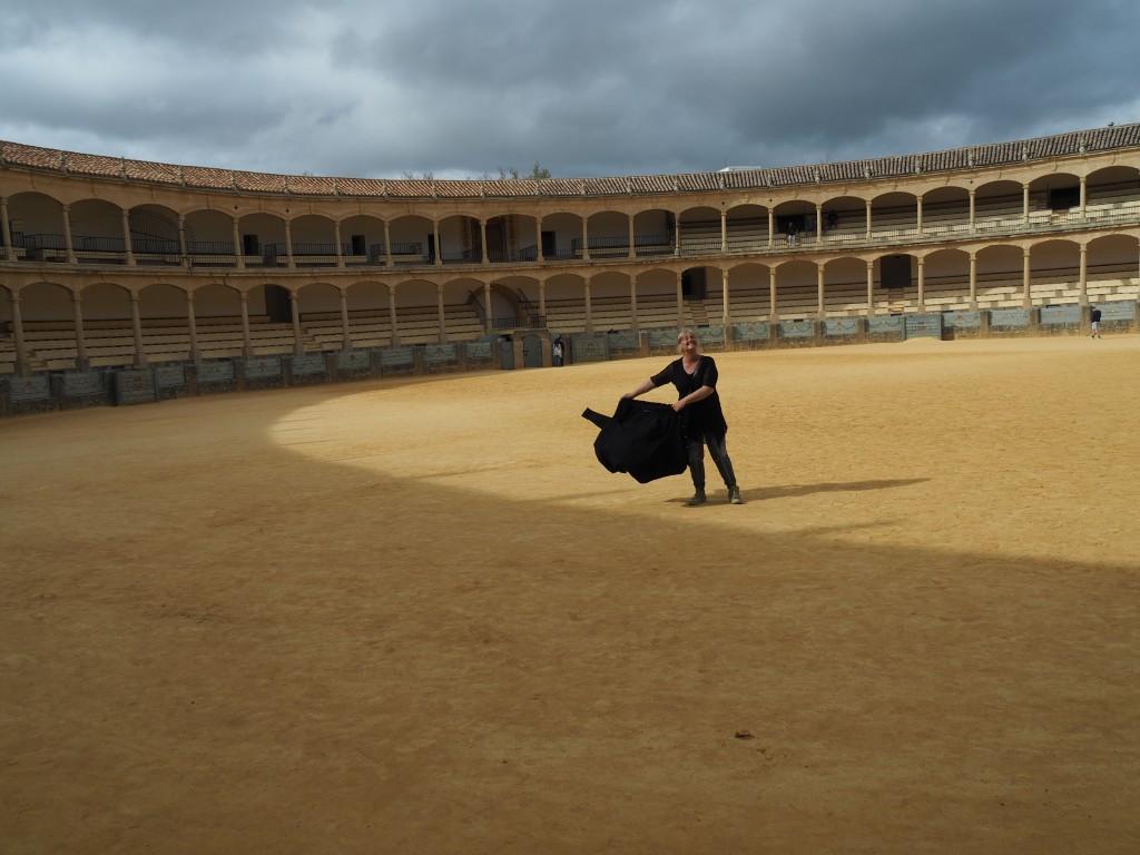 Das Lachen verging mir erst in Sevilla!