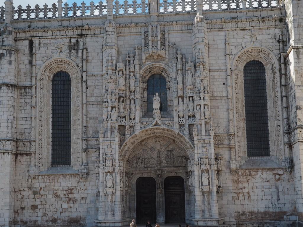 Portal Hieronymuskloster