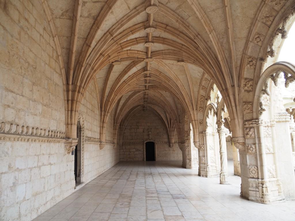Hieronymuskloster Kreuzgang