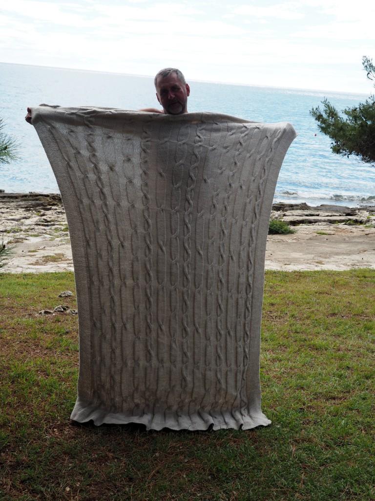 Decke für Rudi