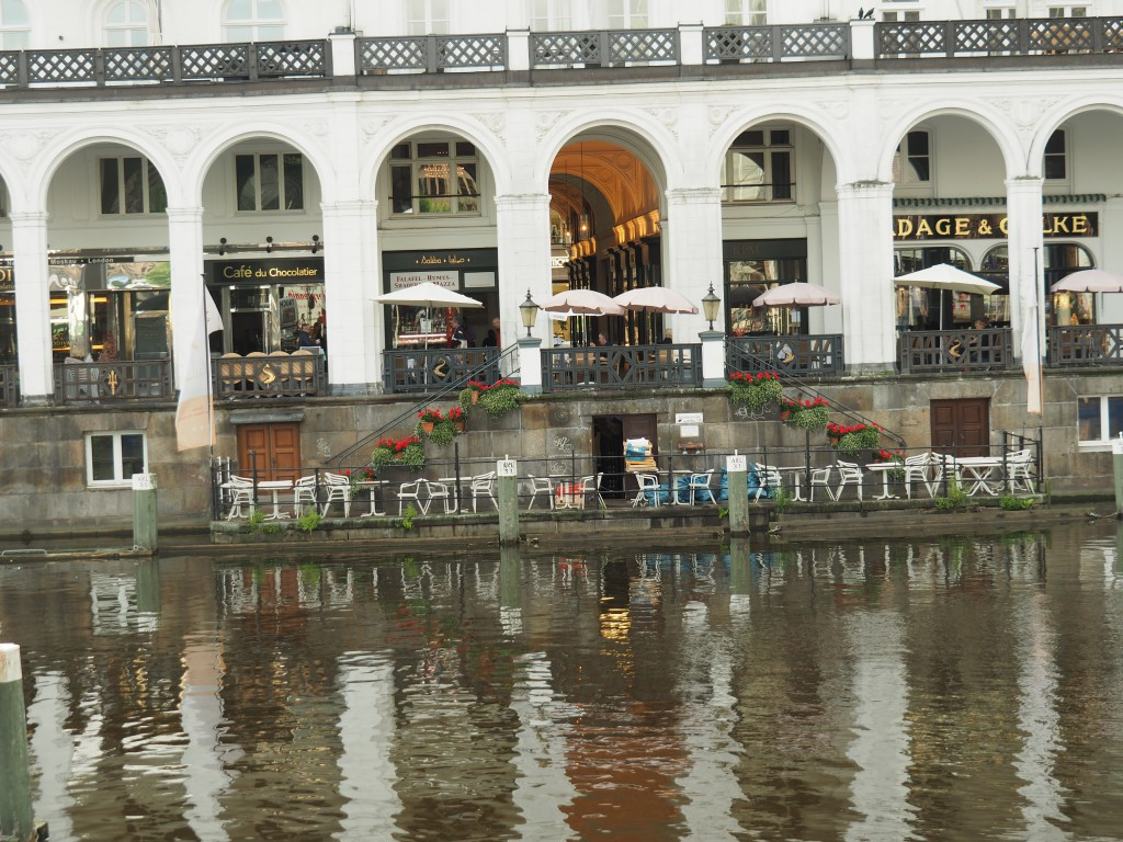Bei Sonnenschein wähnt man sich hier bestimmt in Venedig!