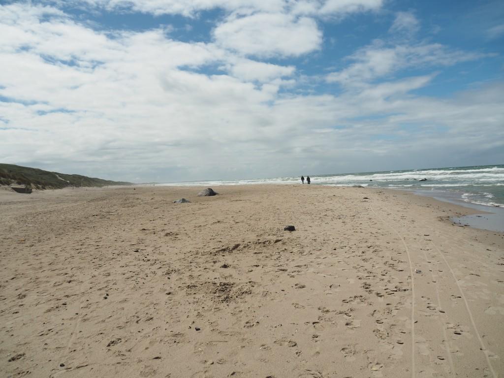 Strandspaziergang Hirtshals