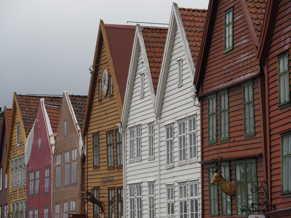 Bergen - Brygge